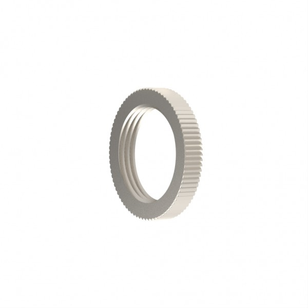 Knurled Nut M12 Fine Pitch Thread